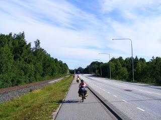 droga do Karlskrony