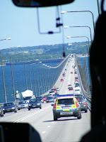 most na Olandię