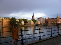 dzień 17 – Sztokholm i kuchenne rozmowy