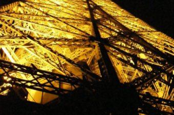 dzień 2 – Paris i schodami na Tour Eiffel
