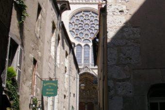 dzień 6 – katedra Chartres, woda i podwójne smażenie