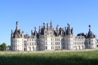 dzień 8 – Chambord, jazda konna i bagażnik w rozsypce