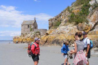 dzień 19 – Mont Saint Michel, pływające piaski i mule
