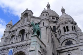 dzień 22 – ponownie Paryż, Sacre Coeur i drogocenna herbata